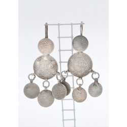 Orecchini Berberi in argento,