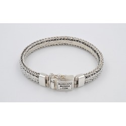 Bracciale snake in argento 925/°°°