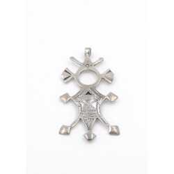 Croce di Bilma -pendente in argento novecentoventicinque-