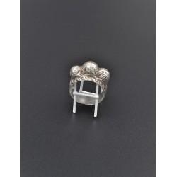 Anello Tuareg in argento 925/°°° vecchio