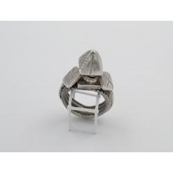Vecchio anello in argento 925/°°° yemenita - Beduini-