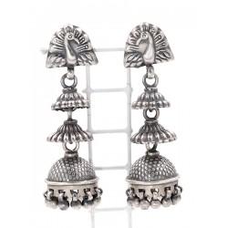 Orecchini pendenti in argento 925/°°°