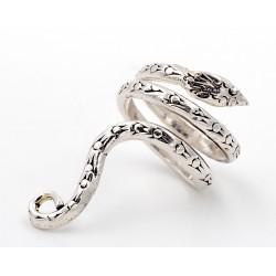 Anello snake in AG 925/°°°